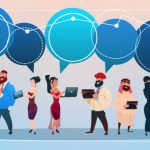 Public versus Private Communication: Users' Roles and Implications